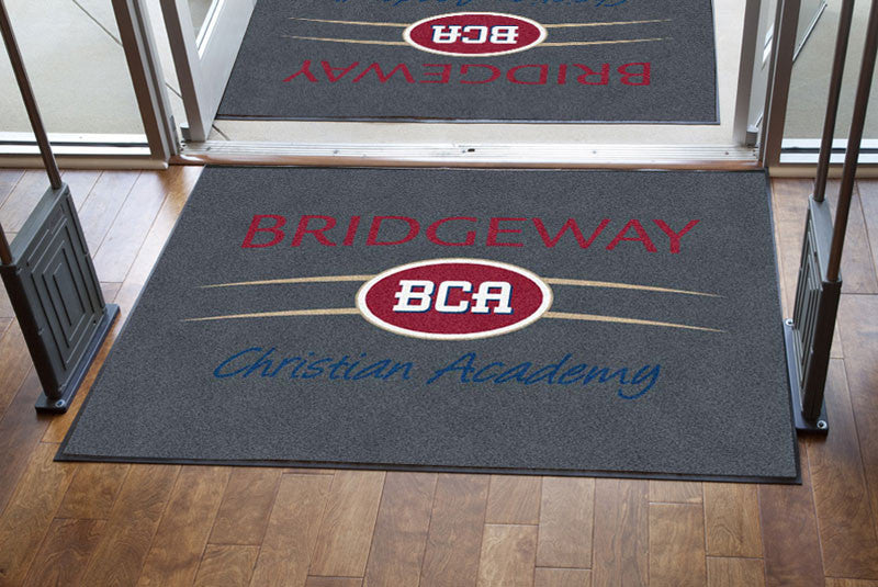 BCA 4 X 6 Rubber Backed Carpeted HD - The Personalized Doormats Company