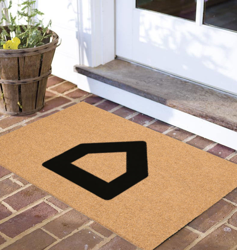 Google Home 18 X 30 Flocked Duracoir (PDC) - The Personalized Doormats Company