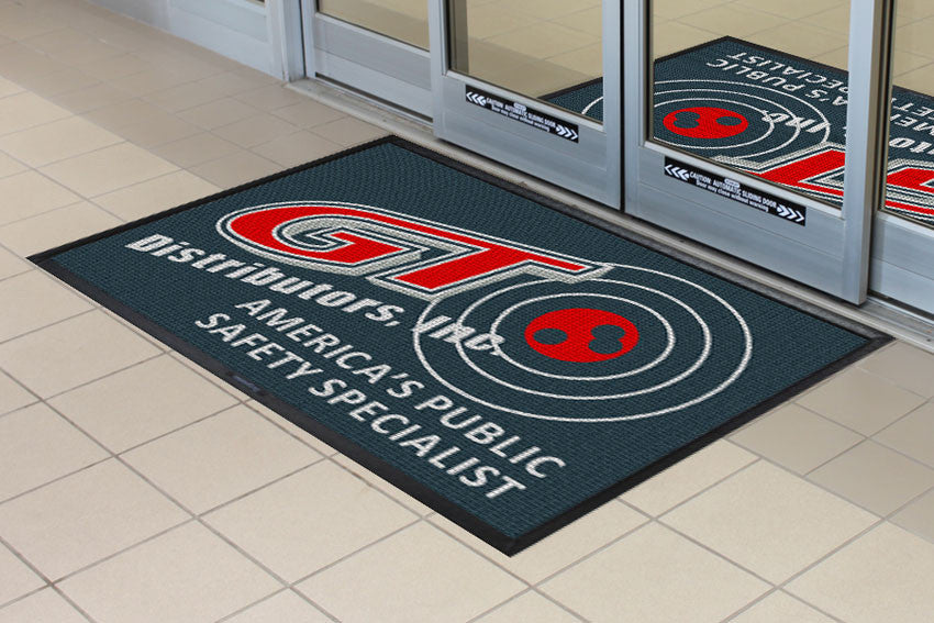 Gt Distributors 4 X 6 Waterhog Inlay - The Personalized Doormats Company