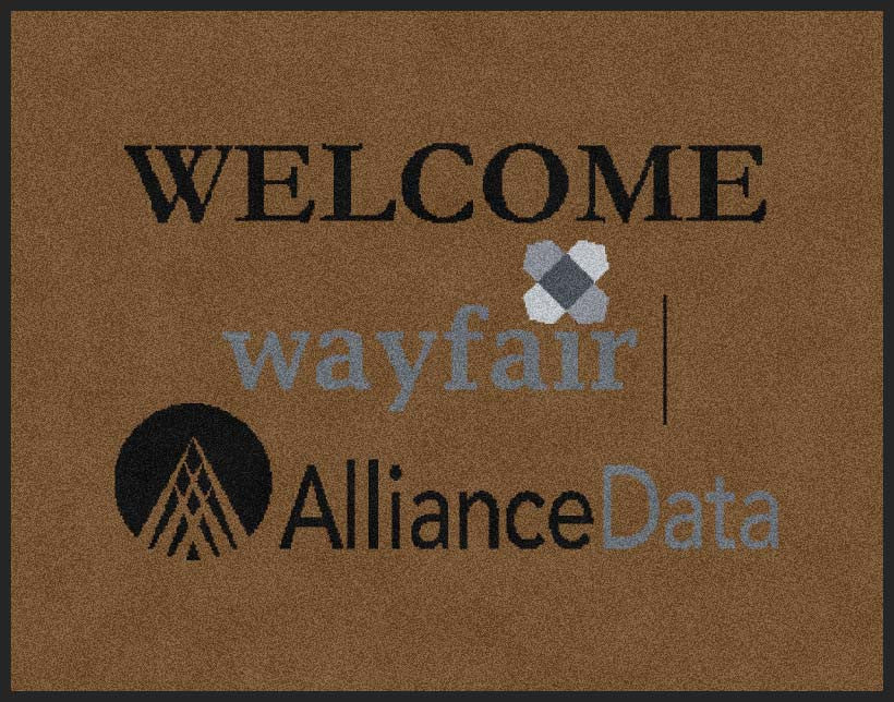 Alliance 1.17 X 1.5 Rubber Backed Carpeted HD - The Personalized Doormats Company