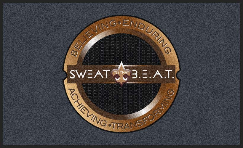 Sweat to that BEAT