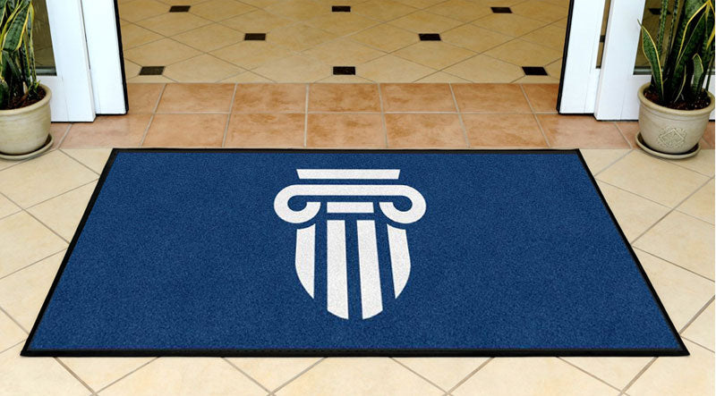 CAP Mat 2 X 5 Custom Plush 30 HD - The Personalized Doormats Company