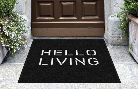 HELLO Living Logo