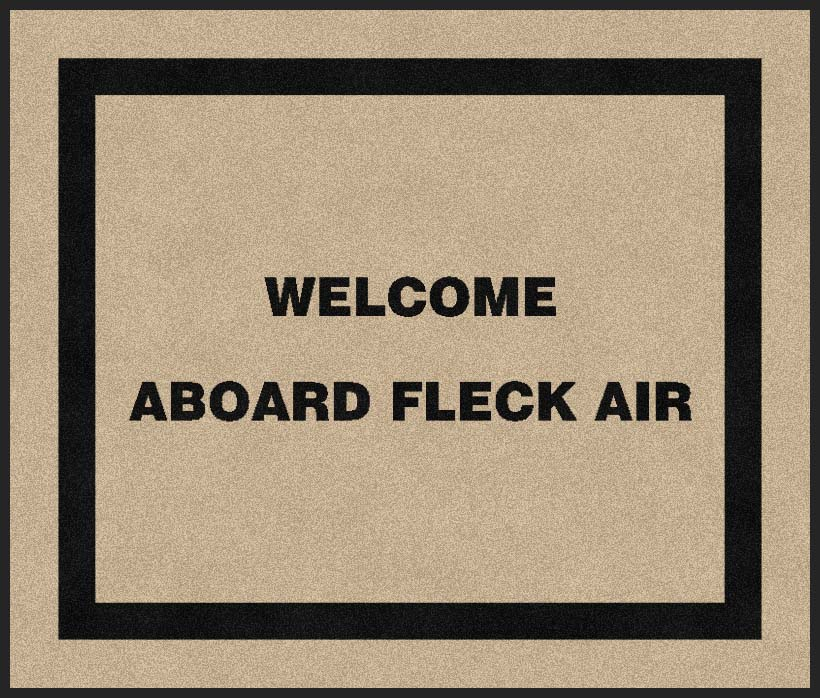 welcome aboard Fleck air