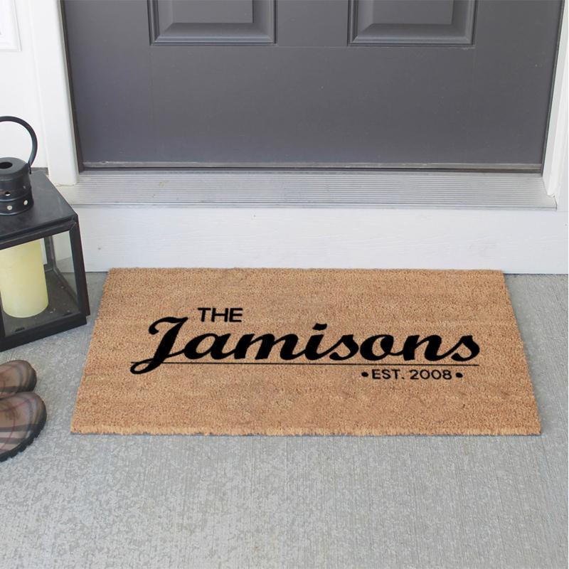 18 x 30 Mat Pre-Purchase Program Pre-Purchase - The Personalized Doormats Company