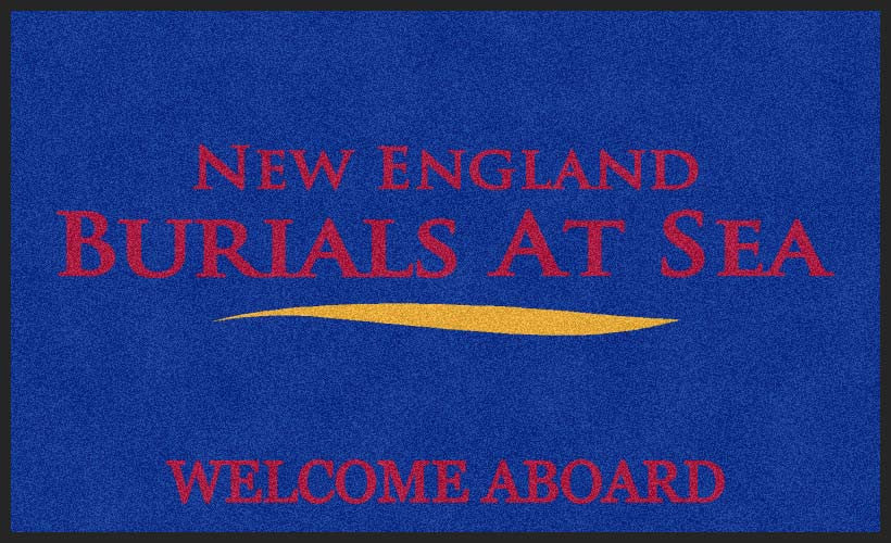NEW ENGLAND BURIALS AT SEA