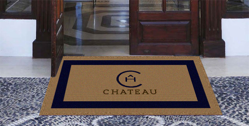 Chateau 3 X 5 Waterhog Impressions - The Personalized Doormats Company