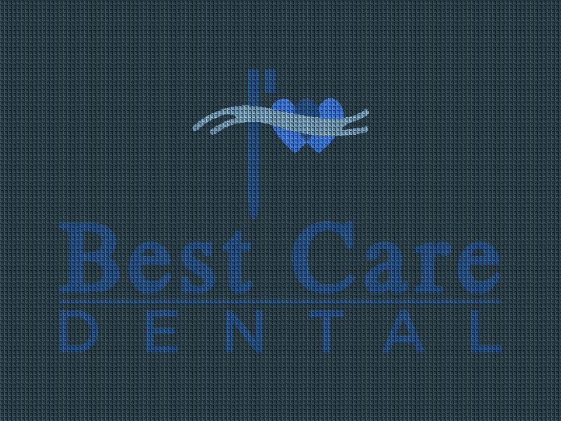 BestCare Dental 3 X 4 Waterhog Inlay - The Personalized Doormats Company