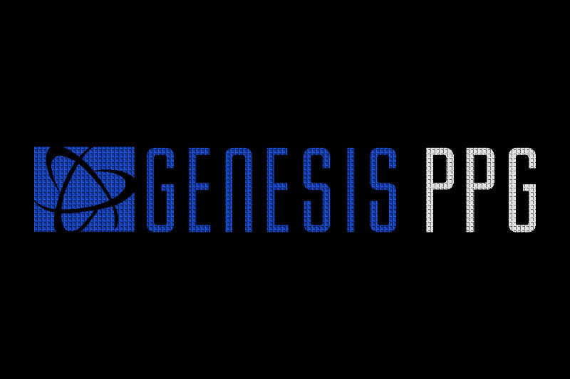 Genesis PPG 4 X 6 Waterhog Impressions - The Personalized Doormats Company