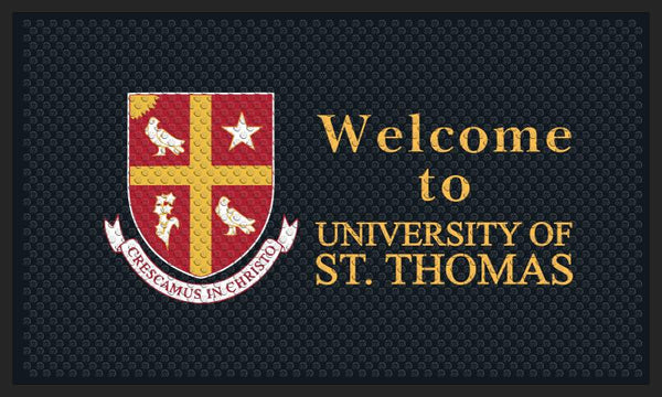 UST Welcome Mat