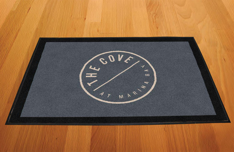 Gavin Restoration 2 X 3 Rubber Backed Carpeted HD - The Personalized Doormats Company