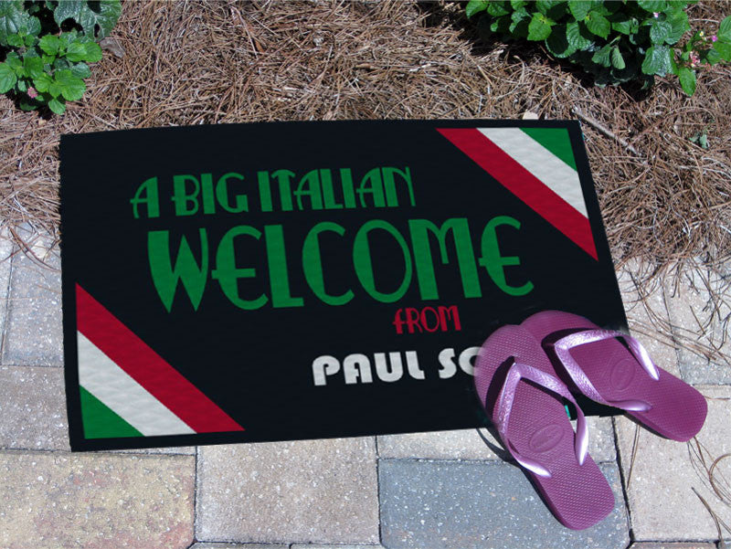 DAD 18 X 24 Floor Impression - The Personalized Doormats Company