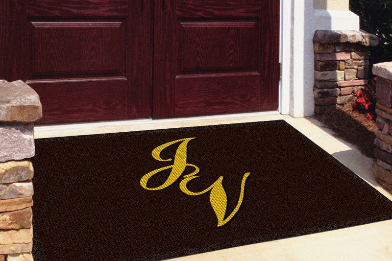 jackson views 4 x 6 Waterhog Impressions - The Personalized Doormats Company