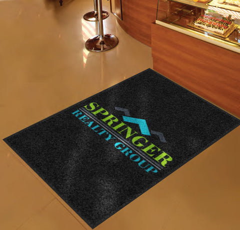 SRG Welcome mat