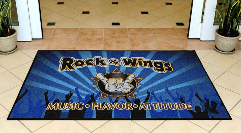rock & wings