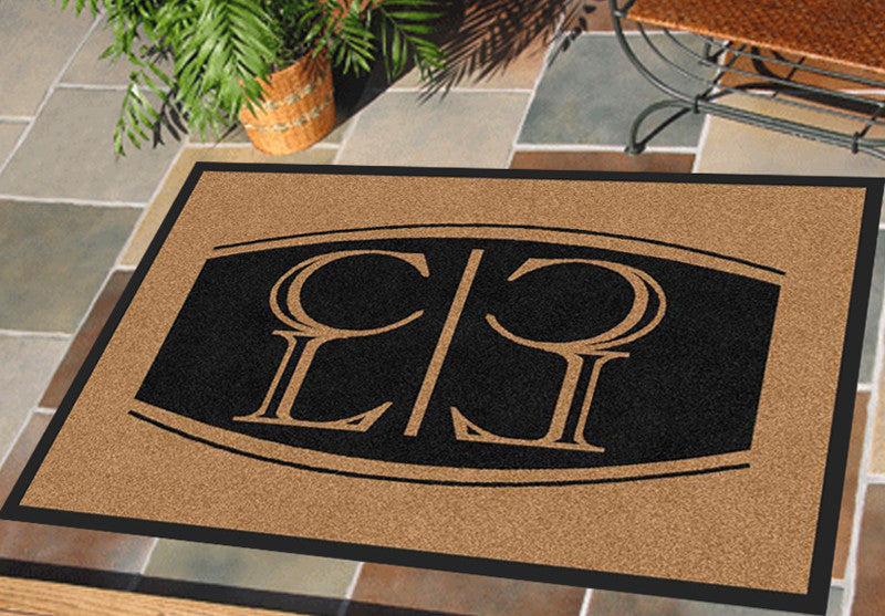 CL Properties 2 X 3 Rubber Backed Carpeted HD - The Personalized Doormats Company