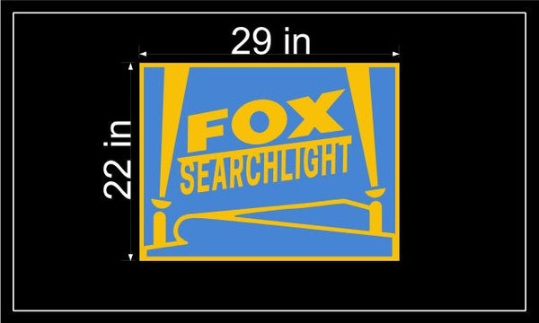FOX SEARCHLIGHT 3 X 5 Luxury Berber Inlay - The Personalized Doormats Company