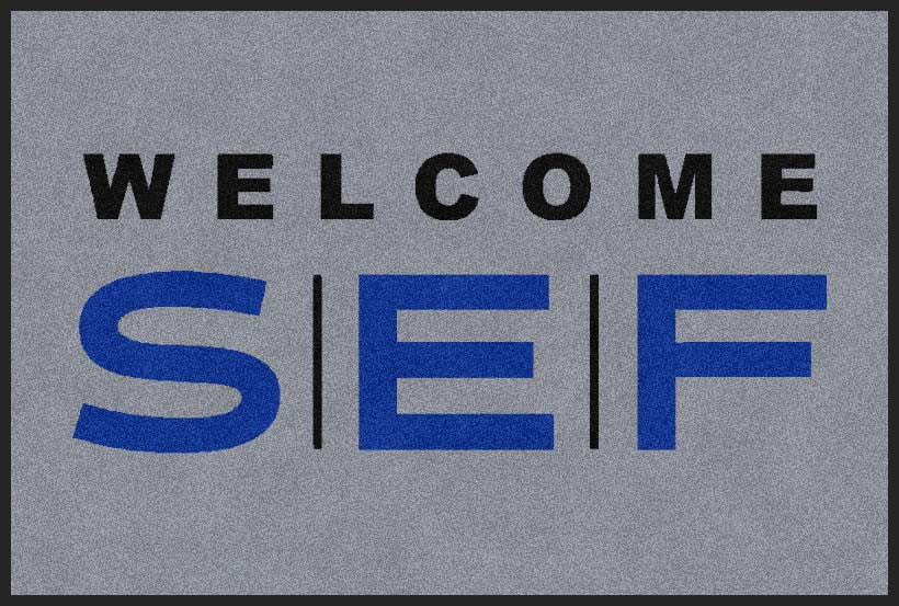 SEF Welcome Mat
