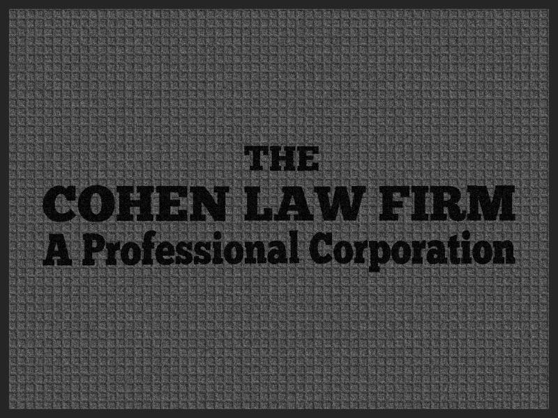 THE COHEN LAW FIRM