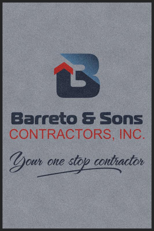 Barreto & sons contractors inc