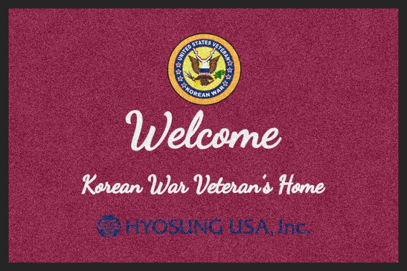 KOREAN WAR VETERAN'S HOME