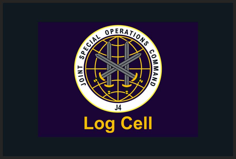 FORT BRAGG - Log Cell