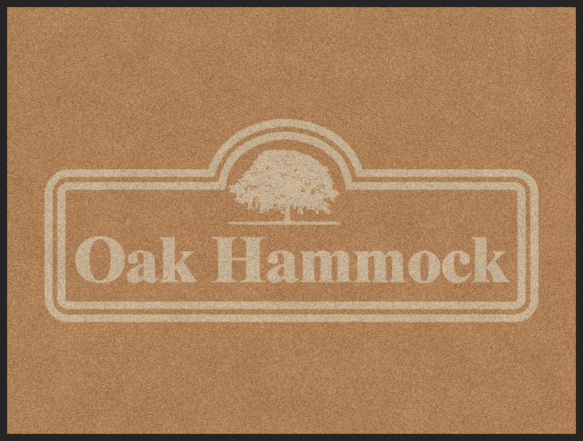Oak Hammock Door Mat