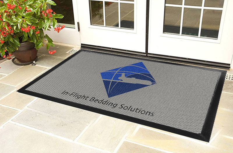 IBS 4 X 8 Luxury Berber Inlay - The Personalized Doormats Company