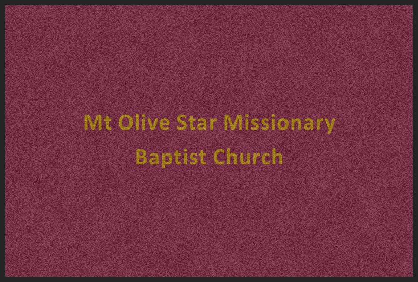 Mt Olive Star Missionary Baptist Church