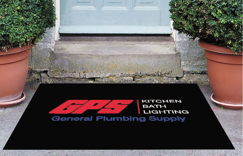 General Plumbing Supply 3 X 4 Rubber Scraper - The Personalized Doormats Company