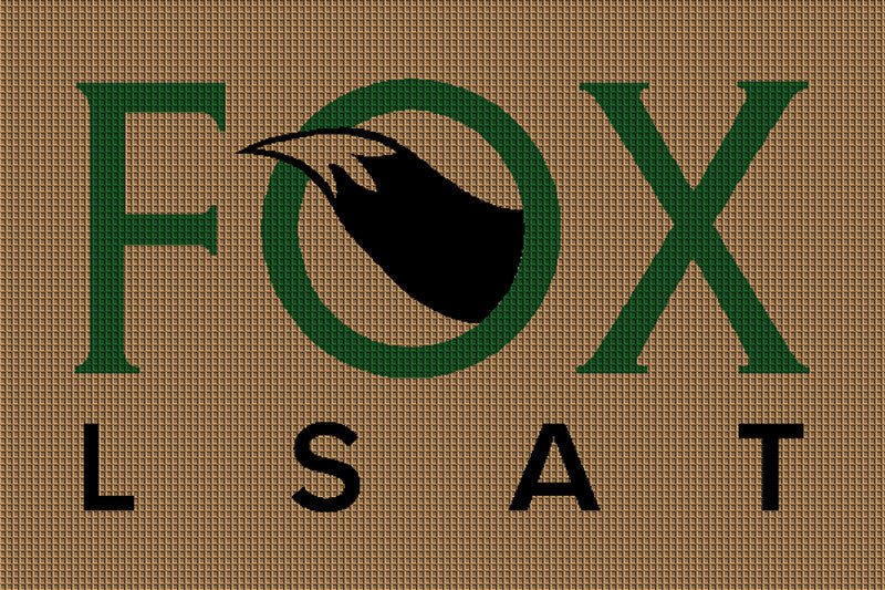 Fox LSAT 2 X 3 Waterhog Impressions - The Personalized Doormats Company