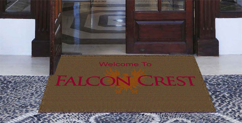 Falcon Crest 3 X 5 Waterhog Impressions - The Personalized Doormats Company