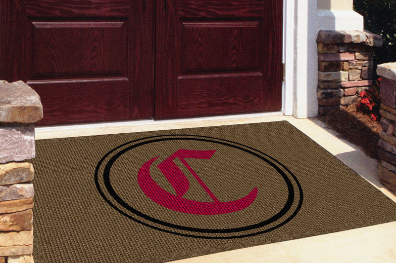 Cournoyer Funeral Home & Cremation Cente 4 X 6 Waterhog Impressions - The Personalized Doormats Company