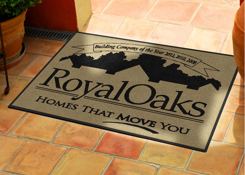 RO Welcome Doormat