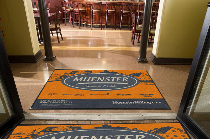 New Muenster Floor Mats