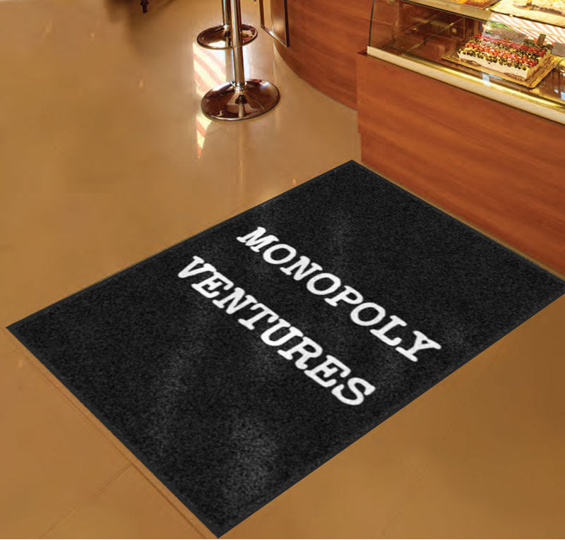3 X 5 - CREATE -111579 3 x 5 Rubber Backed Carpeted HD - The Personalized Doormats Company