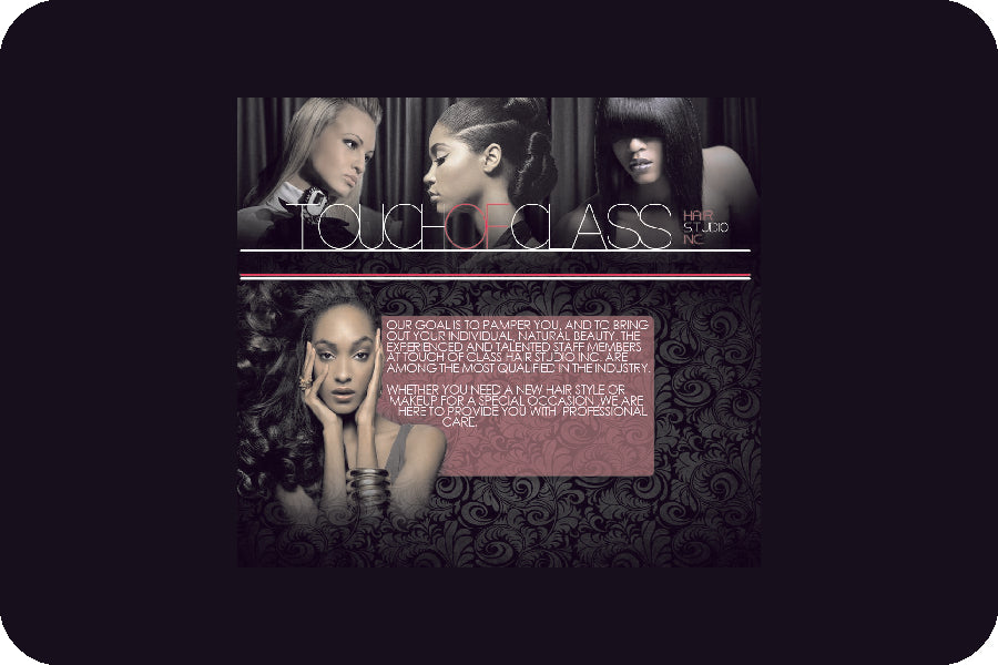 TOUCH OF CLASS HAIR STUDIO