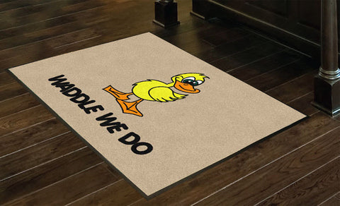 WWD door mat