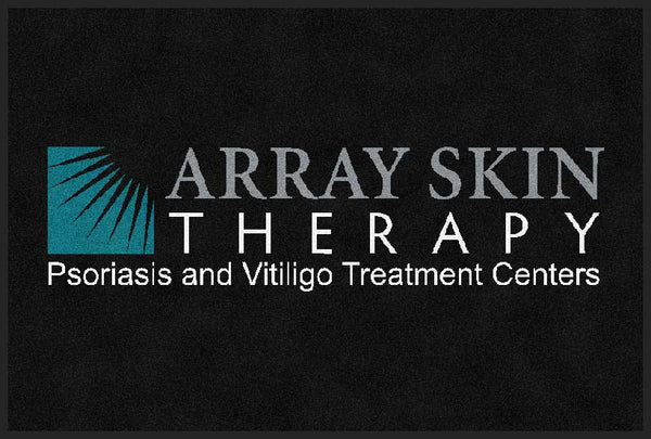 Array Skin Therapy (E7) 2 X 3 Rubber Backed Carpeted HD - The Personalized Doormats Company