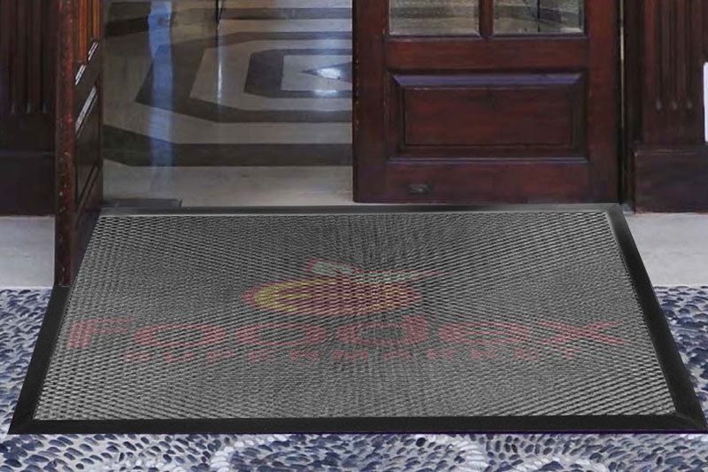 Cirrus Insight 3 x 4 Luxury Berber Inlay - The Personalized Doormats Company