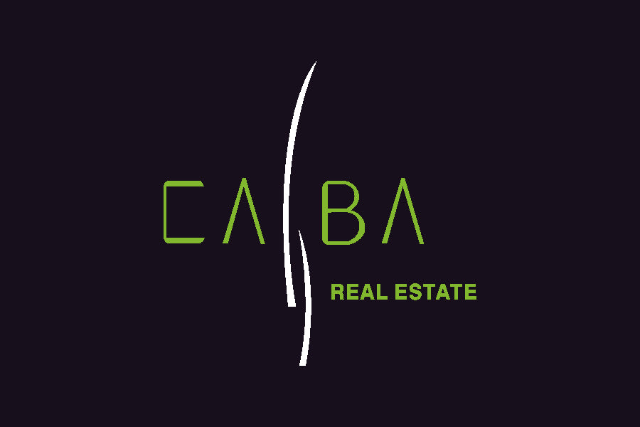 Caba Real Estate 4 x 6 Rubber Scraper - The Personalized Doormats Company