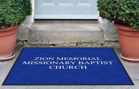 ZION MEMORIAL MISSIONARY BAPTIST CHURCH