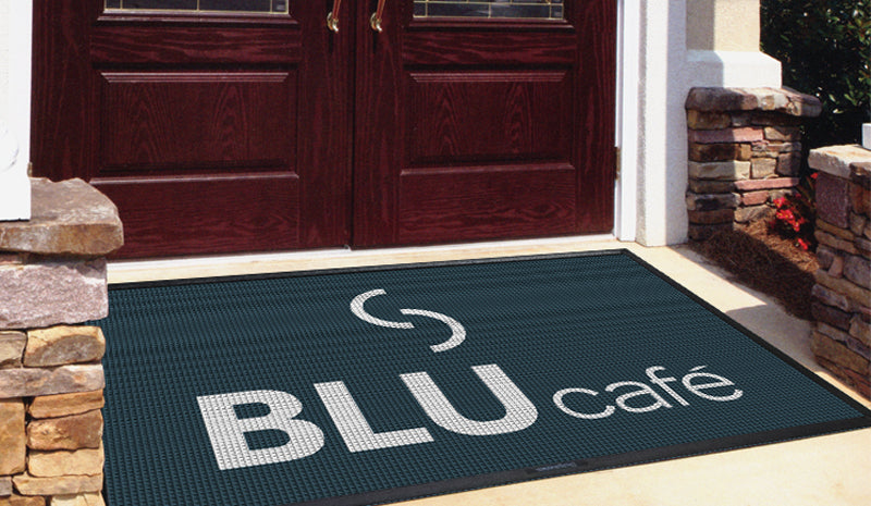 BLU Realty Group 4 X 6 Waterhog Inlay - The Personalized Doormats Company