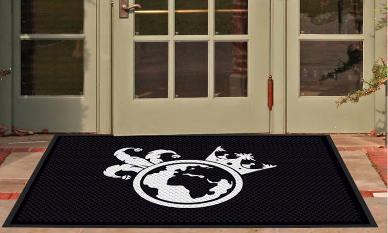 HT 4 X 6 Rubber Scraper - The Personalized Doormats Company