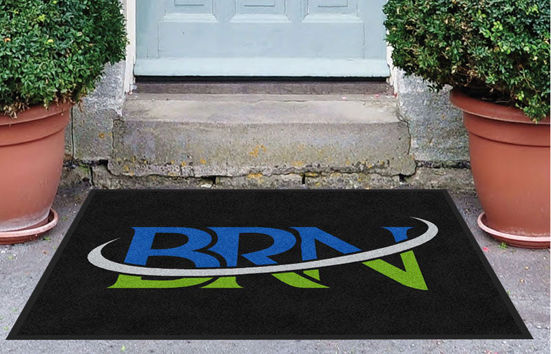 Baptist Resource Network 3 X 4 Rubber Backed Carpeted HD - The Personalized Doormats Company