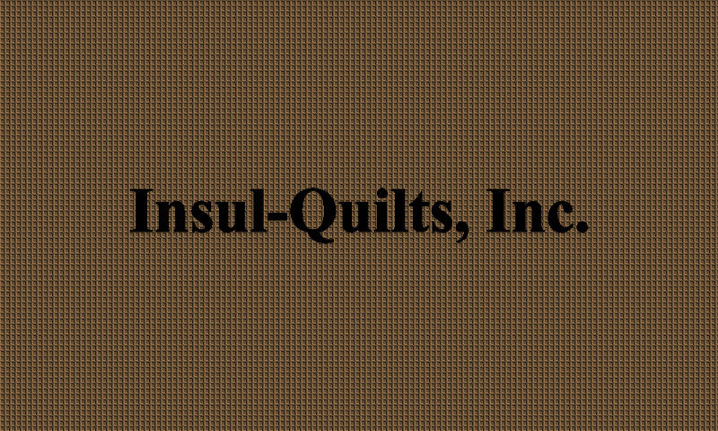 Insul-Quilts, Inc. 3 X 5 Waterhog Impressions - The Personalized Doormats Company