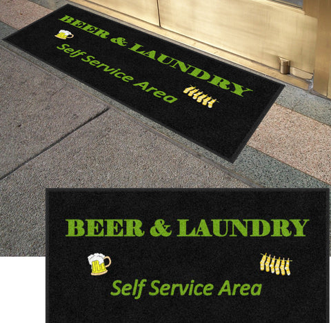 Laundry room rug