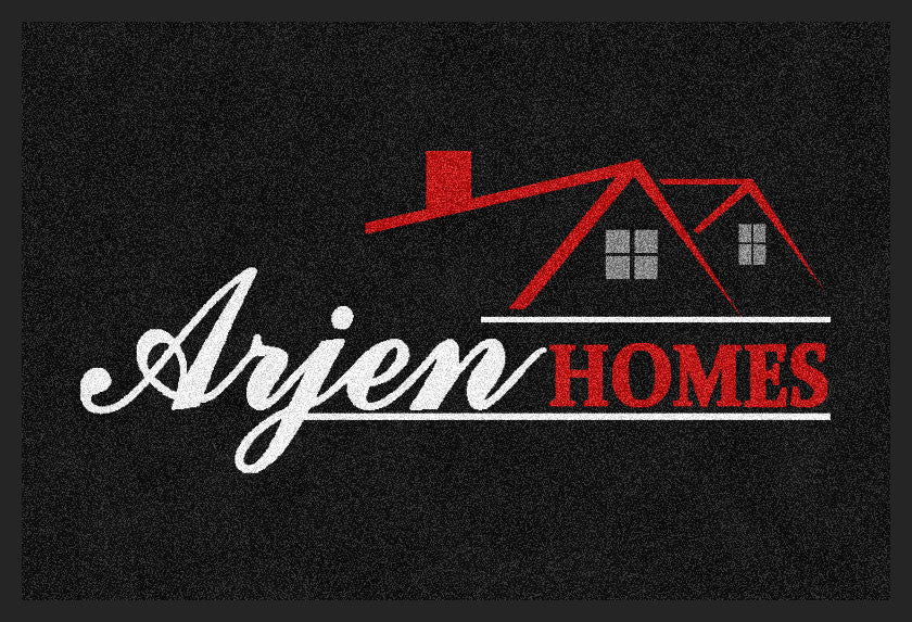 Arjen Homes Door Mat
