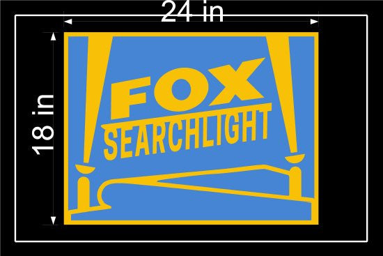 FOX SEARCHLIGHT 2 X 3 Luxury Berber Inlay - The Personalized Doormats Company