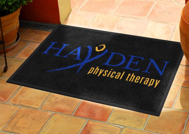 2 X 3 - CREATE -111899 2 x 3 Rubber Backed Carpeted HD - The Personalized Doormats Company
